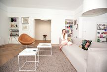 At home with our customers / by Mobilia