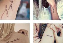 Tattoo / by Cassie Shine