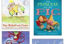 read alouds / Read Aloud books, books,