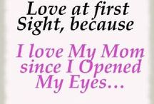 Quotes mom and daughter / Quotes about moms and daughters' bond