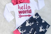 Baby stuff  / Inspirations for my niece