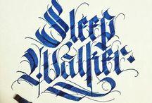 kligrafi