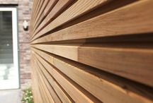 Timber and cladding