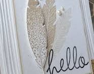 Stampin' Up! -Hello/TY/Sorry