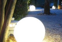 Ogród - oświetlenie