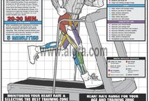 Cardio Posters / by Health & Fitness Posters