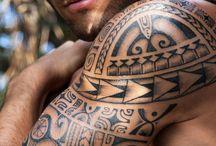tattoo oberarm mann