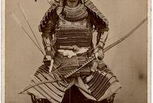 samourai / photographies