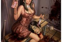 Art - Horror