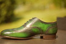 Our Patina Shoes Creations