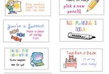 Classroom incentives