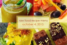 raw food meal plans /raw for less than $10 a day