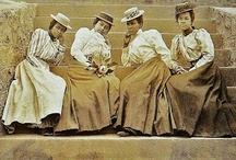 Historical: Fashion 1890's