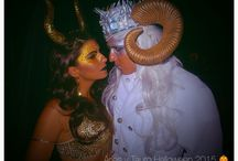 Aries & Taurus / Halloween 2015