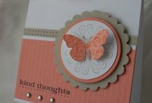 OPC-other people's cards I like! / Ideas to inspire, tweak and copy! / by Sarah Cade, Independent Stampin' Up Demonstrator