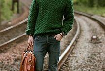 Hipster men clothing