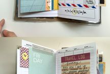 Traveler Journal Layouts and Inspiration