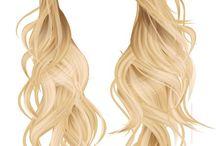 Stardoll hairs