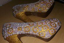 Mahh Bordados, sapatos de Luxo para madrinhas, debutantes, formaturas, daminhas e noivas