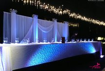 Peninsula Docklands / Decor by Party & Wedding Design - Melbourne Weddings  http://www.partydesign.com.au/centerpieces/