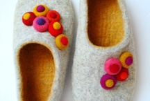 plstěné botky