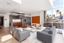 Gastown luxury penthouse in Vancouver