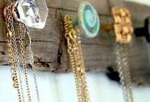 rangement collier