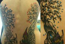 tatto artist / tatuaggi