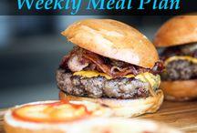 Menus and Meal plans