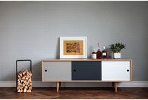 Sideboard aus Holz