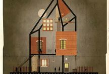 Federico Babina archidirector-illustrations
