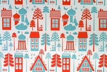patterns / Inspirational pattern designs.