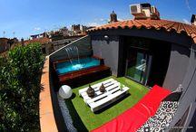 balcón - terraza