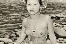 nudity tribal
