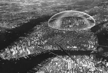 Buckminster Fuller, Manhattan Island Dome