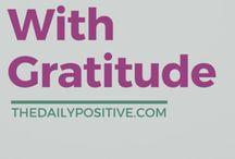 be grateful*