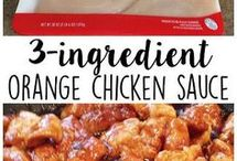 Chicken sauce recipes