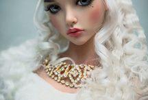 merveilleuses poupées de collection