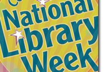 Celebrate National Library Week / Great libraries across America for National Library Week April 8 - 14