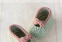 crochês para bebês