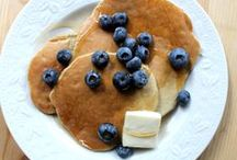 Pancakes, waffles and crepes / Healthy breafast ideas #pancakes#waffles#crepes#oatmeal#buckwheat