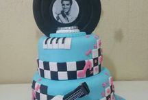 music / Music elvis cake