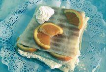 Recetas de naranja / Las  recetas mas ricas con naranjas.