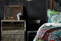 guestroom inspirations / Decor, furnishings and inspiration