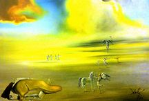 Salvador Dali (1904-1989) / One of my favorite artist of all time