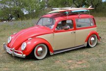 fusca modificado