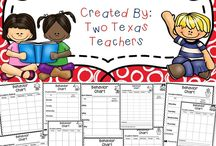 Back To School Classroom Ideas / This back to school collaborative board includes ideas, products, and freebies for the classroom.  If you would like to join this board please email me at the following address: texasteacherstoo@gmail.com