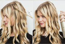 Μαλλιά χτενίσματα