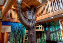 Treehouse Inspiration / Where do your kids spend their summer breaks?