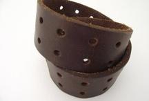 leather craft / by Kimberly Watson